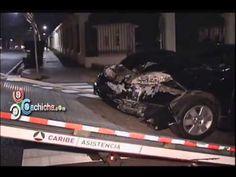 Accidente frente al palacio de la Presidencial #Video - Cachicha.com
