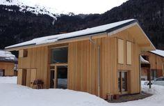 kokeliko maisons bois et bâtiments basse consommation - Isère, France