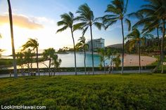 Reviews, photos, pictures, and information of KoOlina Lagoon 1 (Kahola Lagoon) in Oahu Kapolei, Hawaii. Well protected from the open ocean so great for swimming, snorkeling, and small kids. Like all of the Ko Olina lagoons, this is one of the best beaches on Oahu.
