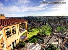 Luxury Home Magazine Sacramento #Luxury #Homes #Views #Balcony