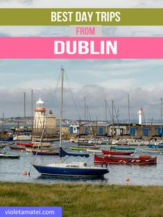 Seven ideas of easy day trips around Dublin you'll surely enjoy. Howth, for instance, is only a short ride away from Dublin and it offers amazing scenery, great food and lots of fun. Road Trip Europe, Cities In Europe, Europe Travel Tips, Travel Guides, Europe Photos, Travel Photos, Easy Day, Ireland Travel, Best Cities
