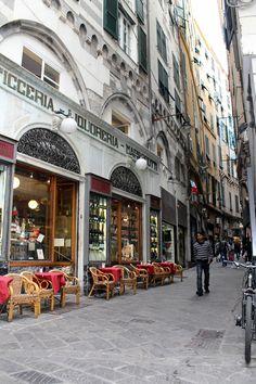 Genoa, Italy / Génova province, Liguria region Italy