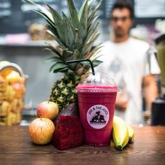 Top 5 places to get cold pressed juices in London