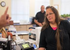Defiant County Clerk Refuses License for Same-Sex Marriage on Religious Grounds