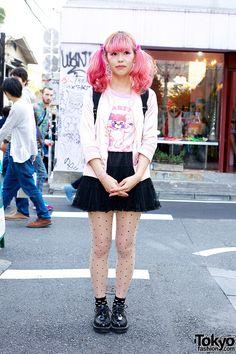 Cute Harajuku girl: Tokyo Fashion.com
