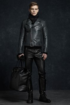 Leather Everywhere! F/W 12.13 - the Fashion Spot