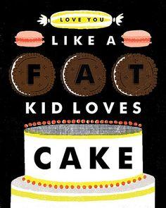 fat kid kinda love