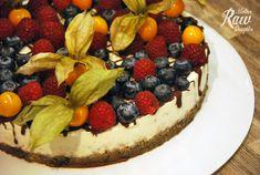 Citrónový cheesecake sme robili už dávno, ale recept na blog dávame až teraz, keď zažil opakovaný úspech. Raw Cheesecake, Vegan Sweets, Sweet Life, Tiramisu, Sweet Tooth, Ale, Ethnic Recipes, Food, Lemon
