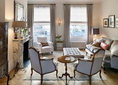 living room - love the ottoman