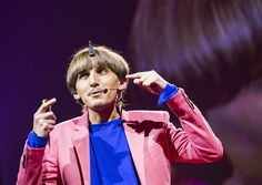 Cyborg Who Says 3d Printed People Will Soon Be A Thing     Neil Harbisson the worlds first government-recognized cyborg believes the day is coming where people will print themselves out on other planets and using sense-extending attachments transport themselves to far-flung corners of the universe.  Harbisson was born color blind but he now has an antenna coming out of his head that allows him to sense colors beyond the visible light spectrum. Speaking at the Washington Posts Transformers…