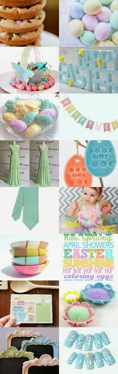 Etsy Treasury Tuesday: Getting Ready for Easter