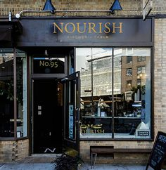 If you find yourself in the West Village,  stop by Nourish Kitchen + Table at 95 Greenwich Avenue