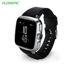 Mtk6572 smart watch ios android bluetooth smartwatch pulsmesser armbanduhr wifi elektronische micro sim-karten-steckplatz uhr //Price: $US $82.90 & FREE Shipping //     #meinesmartuhrende