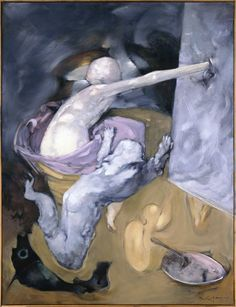 Dorothea tanning inspiration Comes in Painting