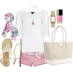 Spring - Polyvore