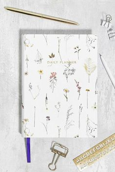 Essential Products Under $10 Book Stationery, Stationary, Urban Outfitters Art, Ohh Deer, Ribbon Bookmarks, Day Planners, Band, Signs, All Things Christmas
