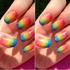 These should be my fingernails for like...the rest of my life.