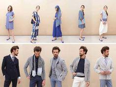 Moda SS2016: un tuffo nel blu dipinto di blu di Altea#altea #madeinitaly #fashion #fashionblog #fashionblogger #ss2016