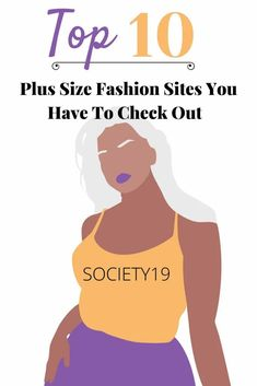 Top 10 Plus Size Fashion Sites You Have to Check Out!