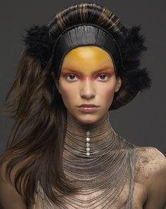 tribal, via Flickr.