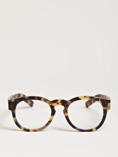 77a870f1c0 Larke Unisex Gill Matt Safari Glasses Eye Frames