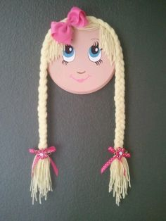 Hairbow holder ...CUTE and EASY TO MAKE!