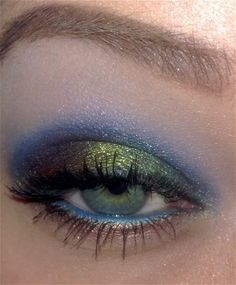 Makeup your Jangsara: Tutorial: MAC Peacock