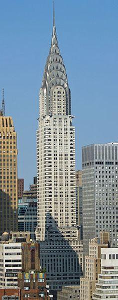 Edificio Chrysler Nueva York, Estados Unidos