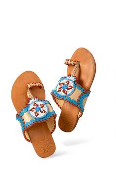 Santa Fe sandals
