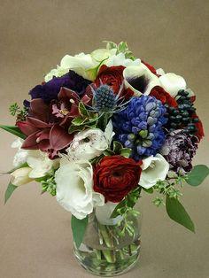 bridal bouquet 01 on Jan. 25, 2014