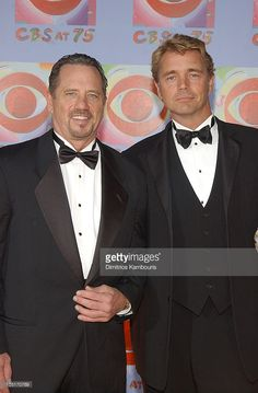 Tom Wopat and John Schneider during CBS at 75 at Hammerstein Ballroom in New…