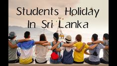 Sri Lanka's Heritage - Students Group Holiday In Sri Lanka How To Make Tea, Sri Lanka, Tourism, Students, Group, Holiday, Vacation, Holidays, Turismo