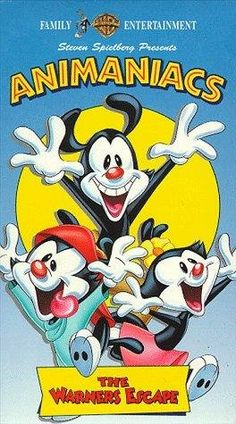 Animaniacs! I'm Yacko! Diana is Dot, Cogburn is Wacko! According to Dr. Mehta.