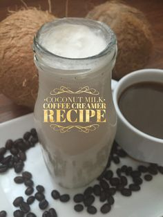 Coconut Milk Coffee Creamer Recipe