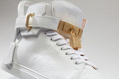 Buscemi 100 MM Diamond Sneaker - luxury toys new concept store - toys4vip.com