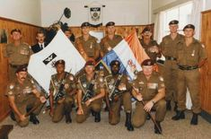 Airborne Ranger, Defence Force, Paratrooper, Strange History, Anglo Saxon, African History, Special Forces, Military History, South Africa