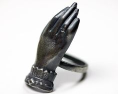 the medium. lily dale spiritualist ring. from BloodMilk