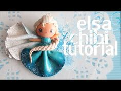 ▶ Elsa Chibi Tutorial ● FROZEN  More Polymer Clay Tutorials www.youtube.com/user/FimoKawaiiEmotions/videos