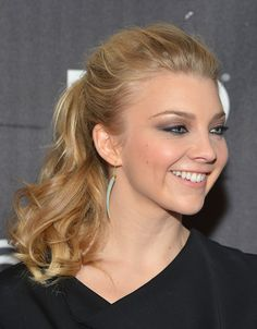 """Natalie Dormer Photos - Actress Natalie Dormer attends """"Game Of Thrones"""" The Exhibition New York Opening at 3 West 57th Avenue on March 27, 2013 in New York City. - 'Game of Thrones' Exhibit Opens in NYC"""