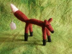 BLACKBIRD FELT - Foxy Loxy