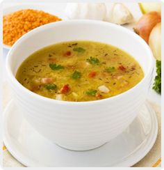 Garden Vegetable Soup Recipe from The Daniel Fast for Weight Loss Garden Vegetable Soup, Homemade Vegetable Soups, Vegetable Soup Recipes, Veggie Soup, Ham And Lentil Soup, Fat Burning Soup, Daniel Fast Recipes, Leftover Ham Recipes, Cooking On A Budget