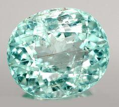 Paraíba – A rare blue-green tourmaline containing copper.