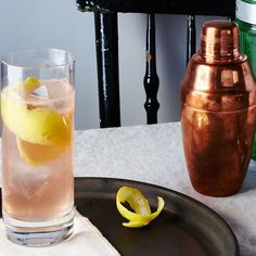 Bowie Knife Cocktail recipe on Food52