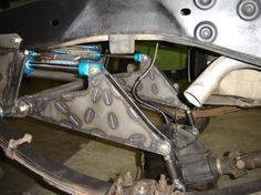cantilever rear suspension | race-deZert