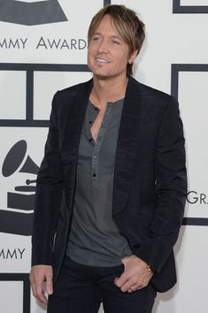 Keith Urban - Arrivals at the Grammy Awards — Part 3