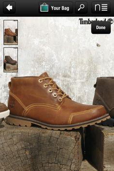 Timberland Boots Men Chukka Tan