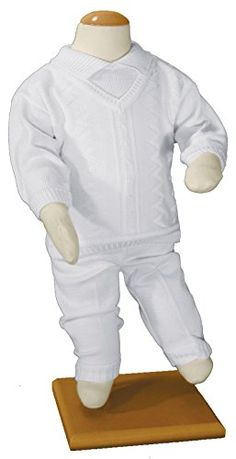 Boys Cotton Knit Two Piece White Christening Outfit 6M Little Things Mean A Lot http://www.amazon.com/dp/B00ZZ42X2O/ref=cm_sw_r_pi_dp_FPWYwb0YJ9N2J