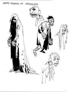 DC Comics : Les New Gods par Mike Mignola | ACTUALITÉ | MDCU COMICS
