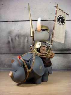 """""""The Rhino Poacher"""" 