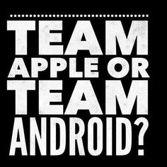 Team Apple or Android?  PureRomance.com/BethTemple